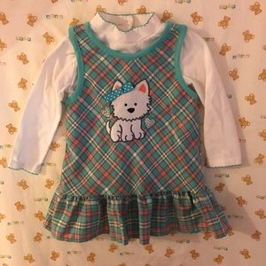 Youngland Baby 24mo dress set